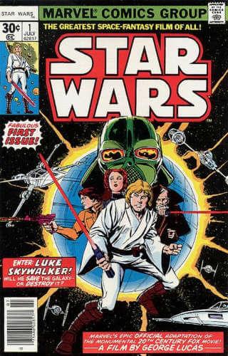 Star Wars (1977) #01