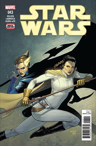 Star Wars (2015) #43: The Ashes of Jedha, Part VI