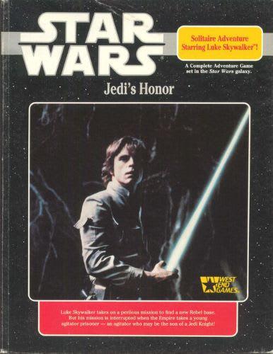 Jedi's Honor