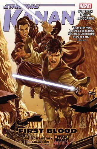 Kanan Vol. 2: First Blood (Trade Paperback)