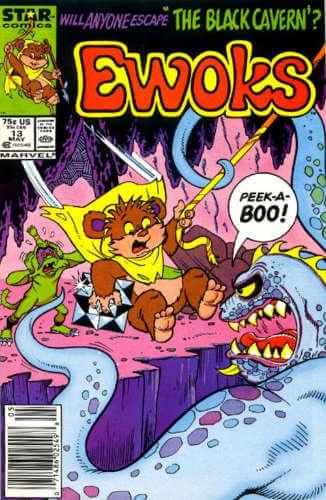 Ewoks #13: The Black Cavern