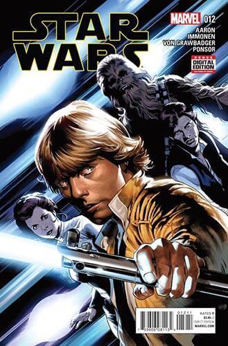 Star Wars (2015) #12: Showdown on the Smuggler's Moon, Part V