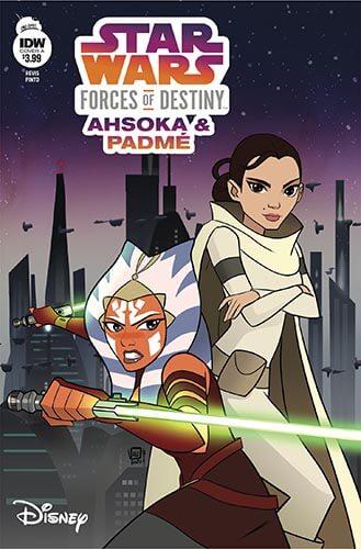 Forces Of Destiny: Ahsoka & Padme
