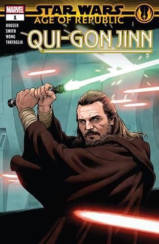 Age Of Republic: Qui-Gon Jinn