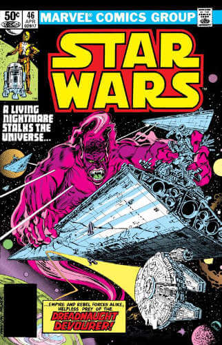 Star Wars (1977) #46: The Dreams of Cody Sunn-Childe