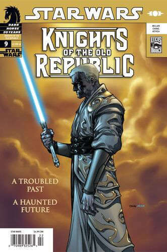 Knights of the Old Republic #09: Flashpoint Interlude: Homecoming