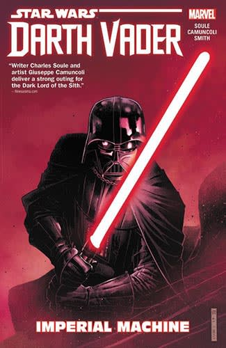 Darth Vader: Dark Lord of the Sith Vol. 1 (Trade Paperback)