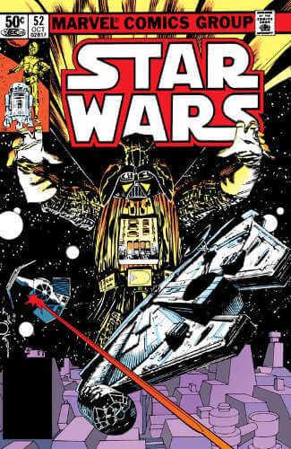Star Wars (1977) #52: To Take The Tarkin