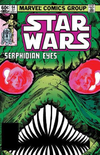 Star Wars (1977) #64: Serphidian Eyes