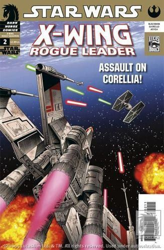 X-Wing: Rogue Leader #2