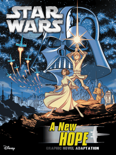 A New Hope: Graphic Novel Adaptation