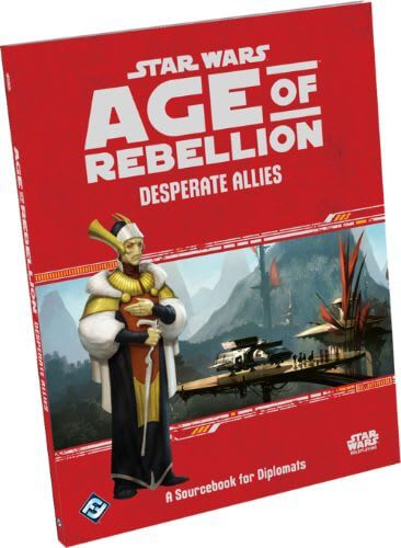 Age of Rebellion: Desperate Allies