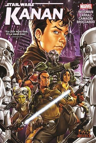Kanan: Hardcover Omnibus Collection