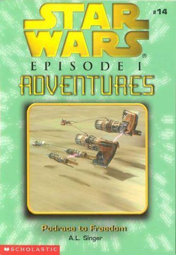 Episode I Adventures #14: Podrace to Freedom
