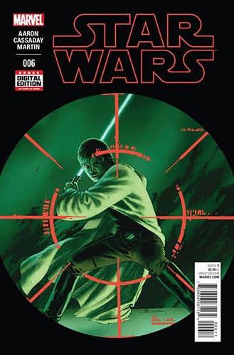 Star Wars (2015) #06: Skywalker Strikes, Part VI