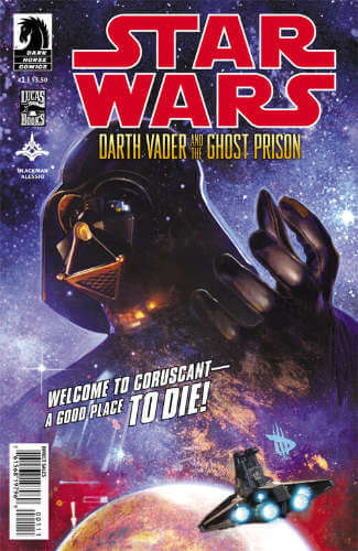Darth Vader and the Ghost Prison #1