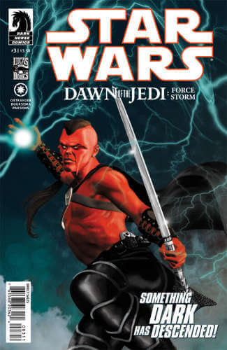 Dawn of the Jedi: Force Storm #3