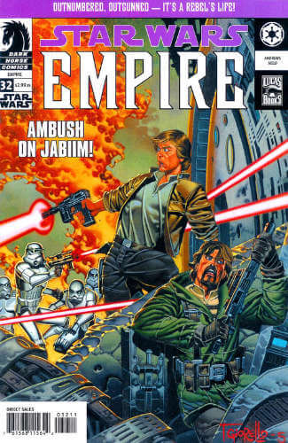 Empire #32: In the Shadows of Their Fathers, Part 3