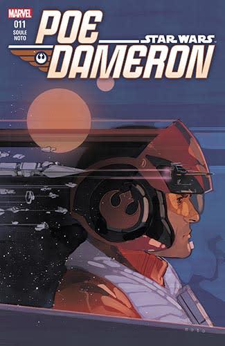 Poe Dameron 11: The Gathering Storm, Part IV