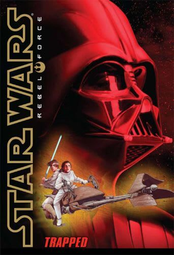 Rebel Force #5: Trapped