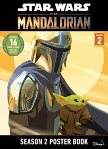 The Mandalorian Season 2 Poster Book