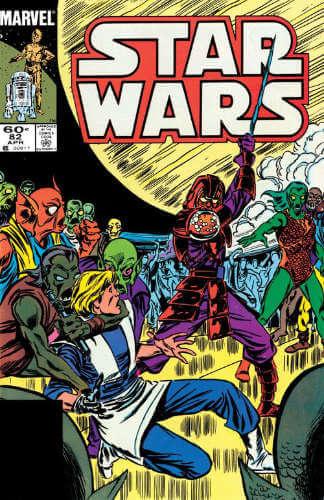 Star Wars (1977) #82: Diplomacy