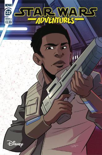 Star Wars Adventures (2017) #32