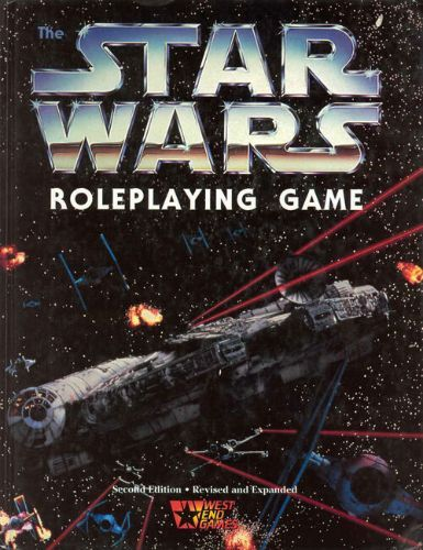 Star Wars: The Roleplaying Game: Second Edition: Revised and Expanded