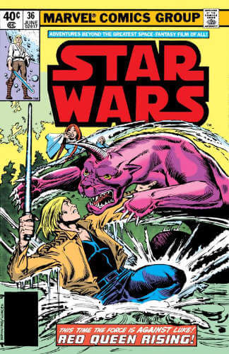 Star Wars (1977) #36: Red Queen Rising