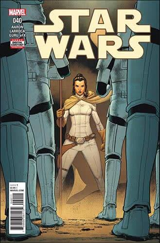 Star Wars (2015) #40: The Ashes of Jedha, Part III