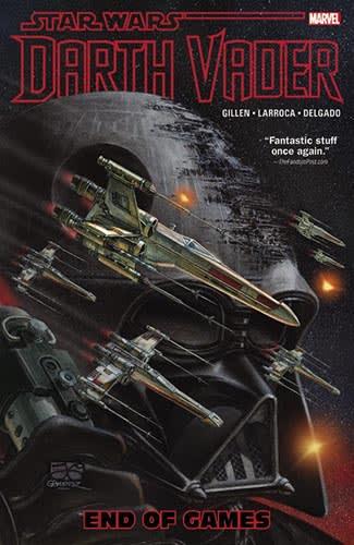 Darth Vader (2015) Vol. 4: End Of Games (Trade Paperback)