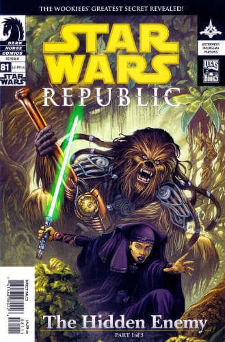 Republic #81: Hidden Enemy, Part 1