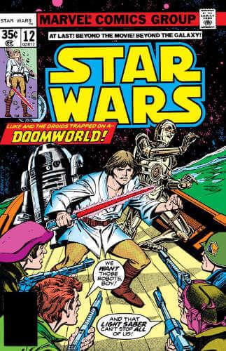 Star Wars (1977) #12: Doomworld!
