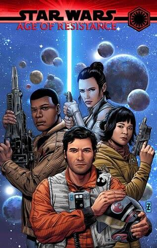 Age Of Resistance: Heroes (Trade Paperback)