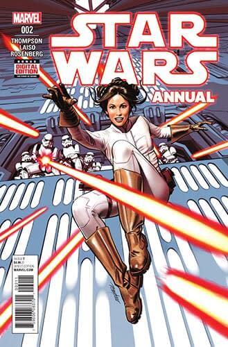 Star Wars (2015) Annual 2