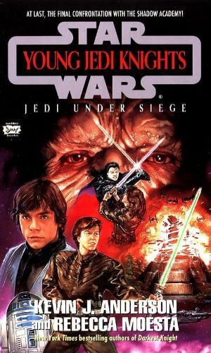 Young Jedi Knights #6: Jedi Under Siege