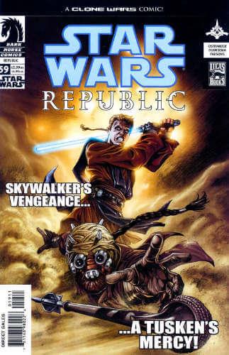 Republic #59: Enemy Lines