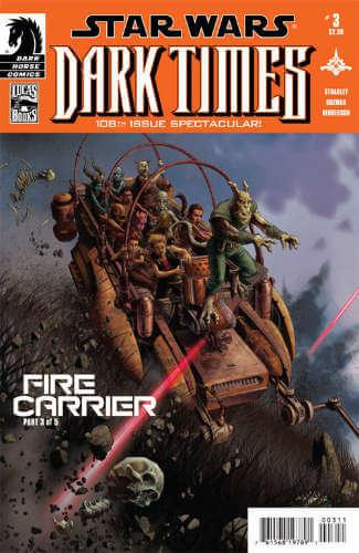 Dark Times #25 Fire Carrier 3