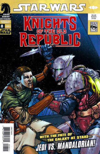 Knights of the Old Republic #08: Flashpoint, Part 2