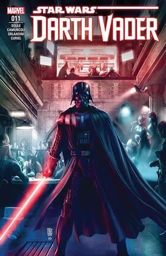 Darth Vader: Dark Lord of the Sith 11: The Rule of Five, Part I