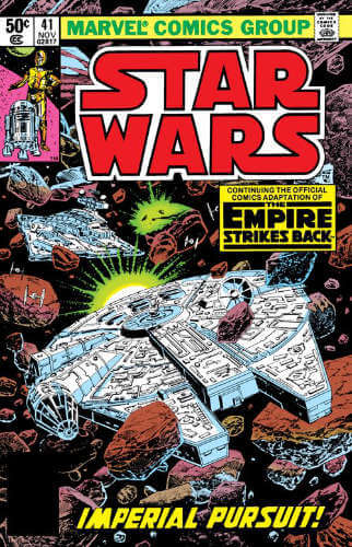 Star Wars (1977) #41: The Empire Strikes Back: Imperial Pursuit