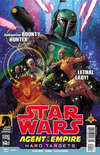 Agent of the Empire #09: Hard Targets, Part 4