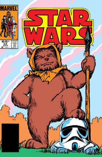 Star Wars (1977) #94: Small Wars