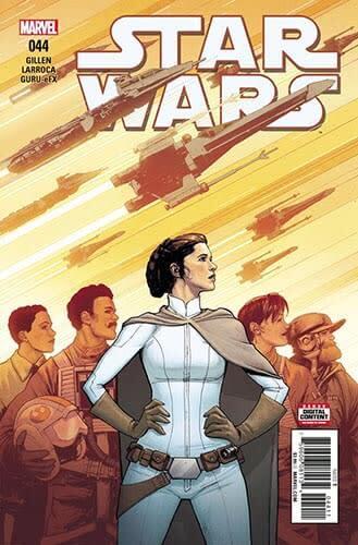 Star Wars (2015) #44: Mutiny at Mon Cala, Part I