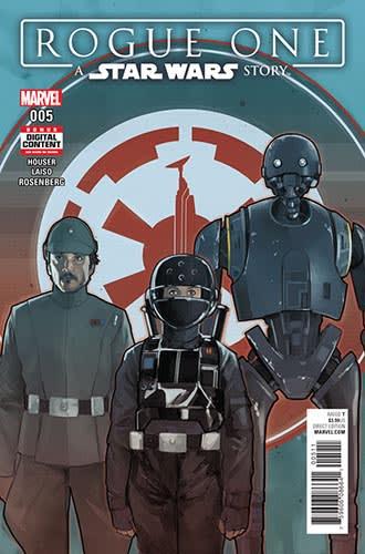 Rogue One: A Star Wars Story Adaptation #5