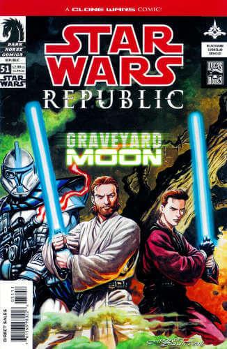 Republic #51: The New Face of War, Part 1
