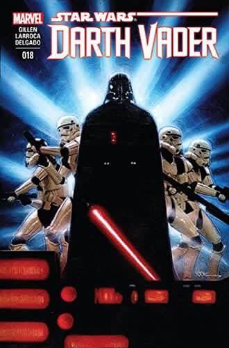 Darth Vader (2015) #18: The Shu-Torun War, Part III