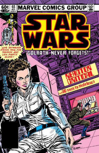 Star Wars (1977) #65: Golrath Never Forgets