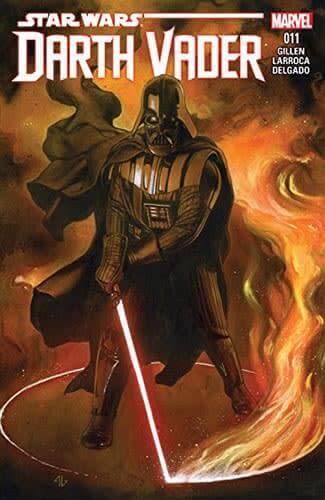 Darth Vader (2015) #11: Shadows and Secrets, Part V