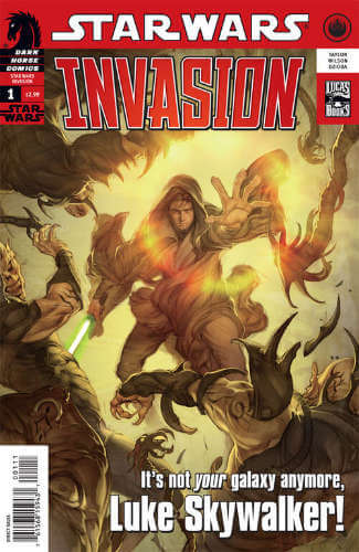 Invasion: Refugees #1